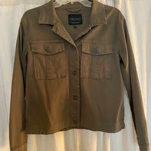 Sanctuary Army Green Jacket *Size Small 🧥